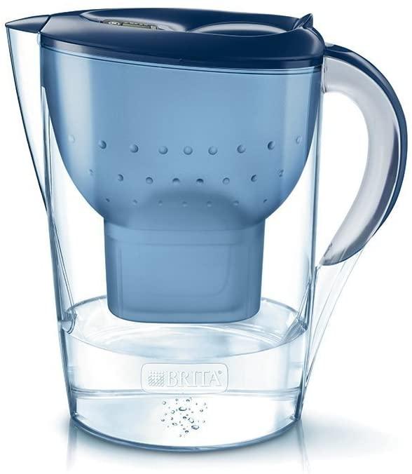 BRITA Marella azul XL – Jarra de Agua Filtrada con 1 cartucho MAXTRA+